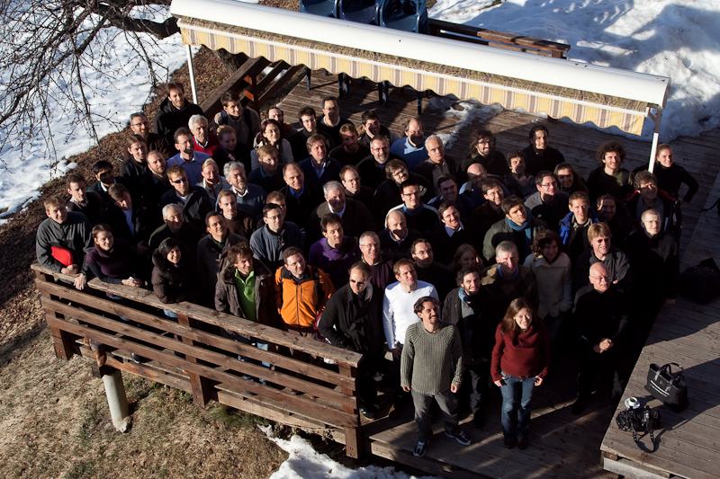participants-2009-1 at the Aussois Combinatorial Optimization Workshop