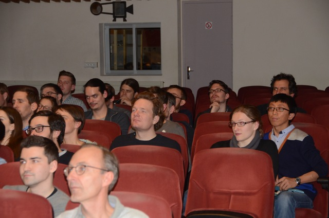 larger picture of Audience 27